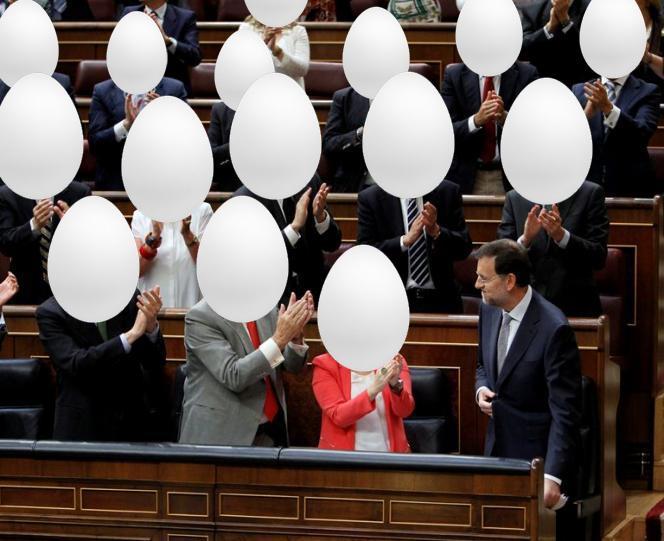 Los seguidores Bots de Rajoy en Twitter