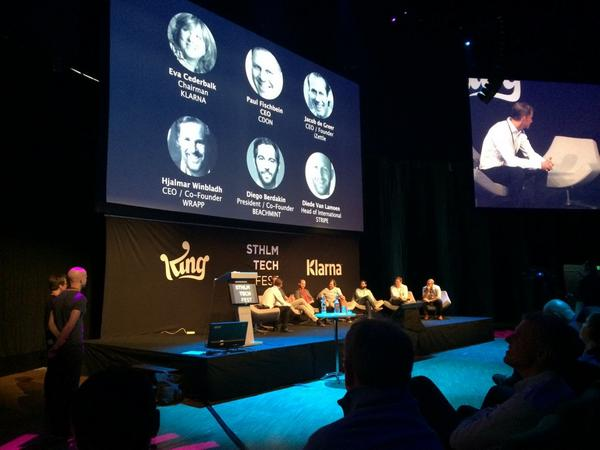 After the diversity panel: the homogeneity panel (?) #sthlmtechfest http://t.co/afbMPmt5N6
