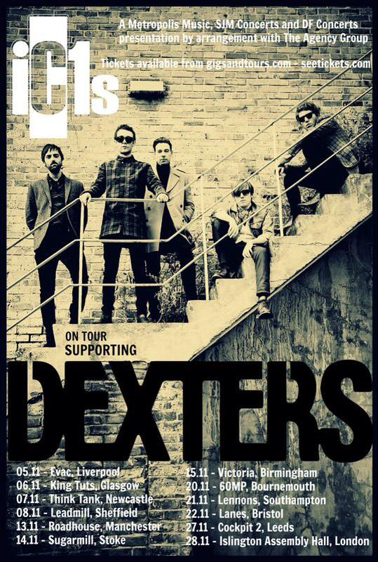 Excited to announce that this November we'll be going on a uk tour supporting our good friends @DEXTERS_band http://t.co/7HzBQz0Q0w