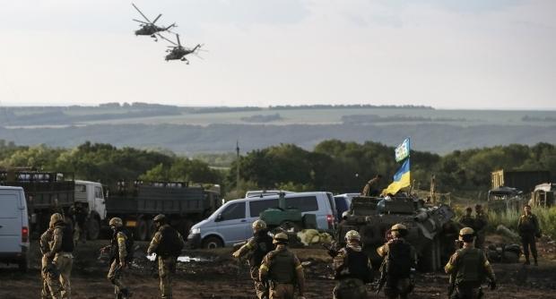 В течение суток украинские воины 27 раз вступали в бой с российскими военными и террористами - Цензор.НЕТ 5322