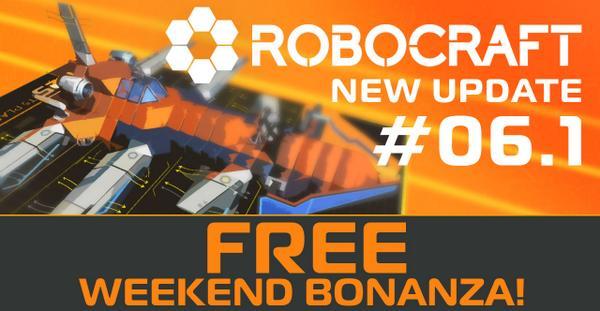 """Robocraft on Twitter: """"ROBO-NANZAAAAAAAAAAA ..."""