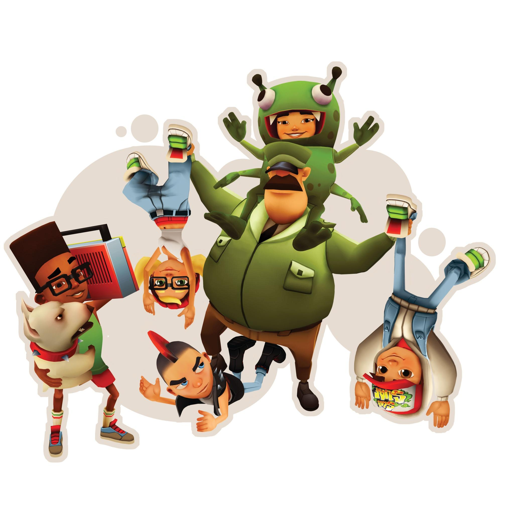 Sybo games sybogames twitter - Subway surfers wiki ...