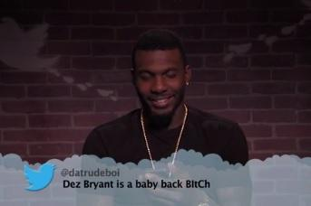 Smitty On Twitter Nfl Players Reading Mean Tweets Is Funny