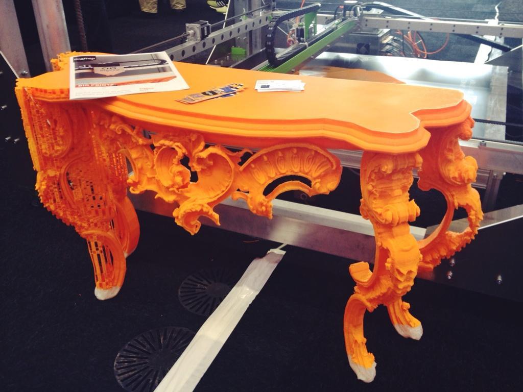 l 39 impression 3d xxl selon bigrep rencontre avec son fondateur ren gurka 3dnatives. Black Bedroom Furniture Sets. Home Design Ideas
