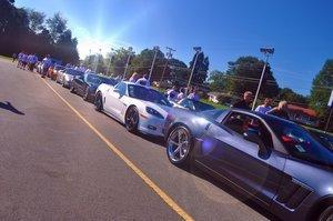2014 corvette pictures