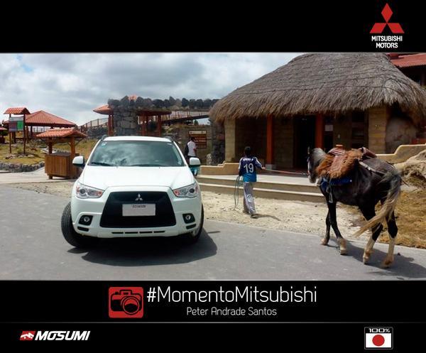 Compártenos tu  #MomentoMitsubishi en nuestra página de Facebook. http://t.co/pratNaYnp6