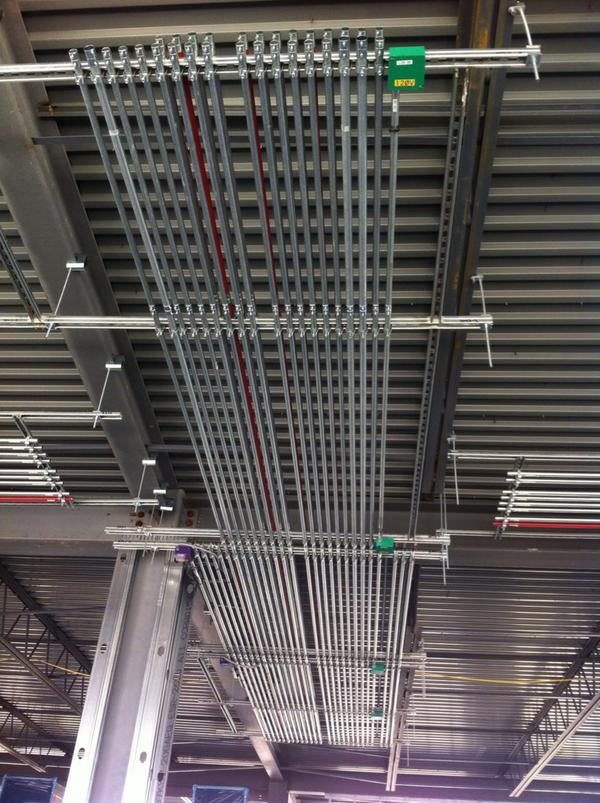 Chazz Shrader On Twitter Electrical Prefab Conduit Home Run Rack Ready To Ship And Installed Quick Easy Http T Co D7tczruexo