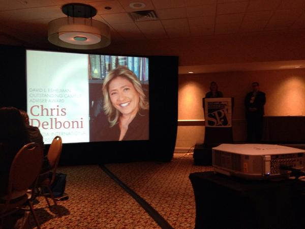 @chrisdelboni thank you for your guidance! Congratulations on a well-deserved award.🎉🎉🎉 #FIUEIJ14 #spjfiu #EIJ14 http://t.co/u25aa1HGbB