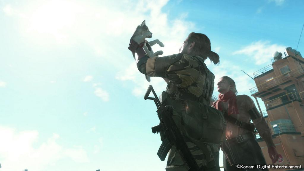 METAL GEAR SOLID V: GROUND ZEROES + THE PHANTOM PAIN - Página 2 Bx-GWvAIEAAuVgy