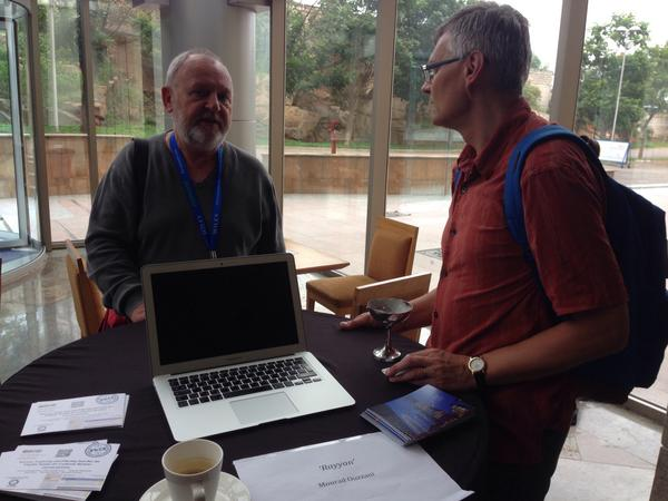 #Rayyan table and @zbysfedo introducing it to the #CochraneTech community http://t.co/ru63GqXkyp