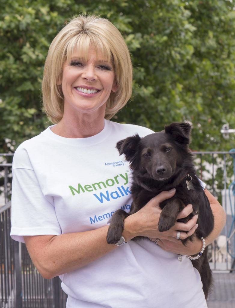 To everyone taking part in @alzheimerssoc Memory Walks this weekend Maggie & I salute you! Remember the good times x http://t.co/FLgnDMnn8U