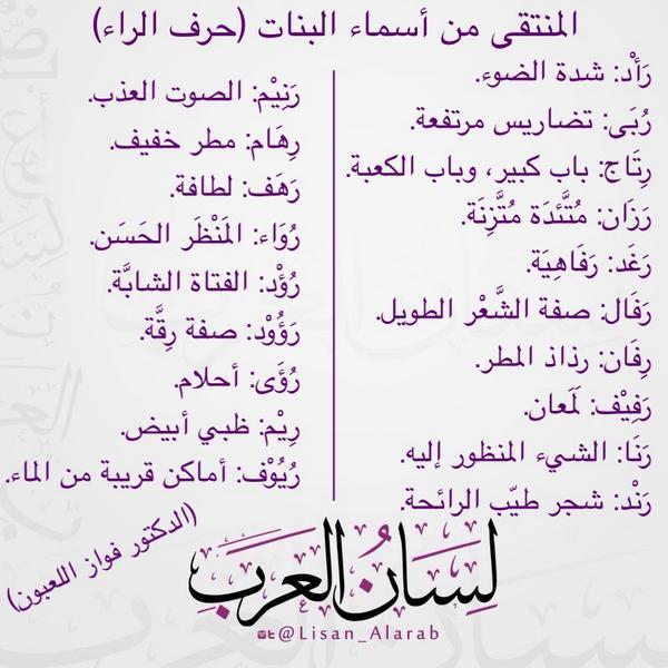 أجدد أسماء البنات ومعانيها - أكبر مجموعة لأسماء البنات ومعانيها 2019.