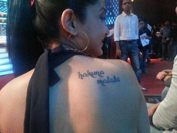 Teejay Sidhu On Twitter At Jenwinget Ur Tattoo At Essentialfact