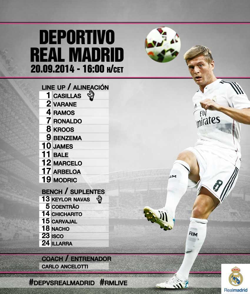 Deportivo La Coruna vs Real Madrid Bx-lXkHIIAAtGCc