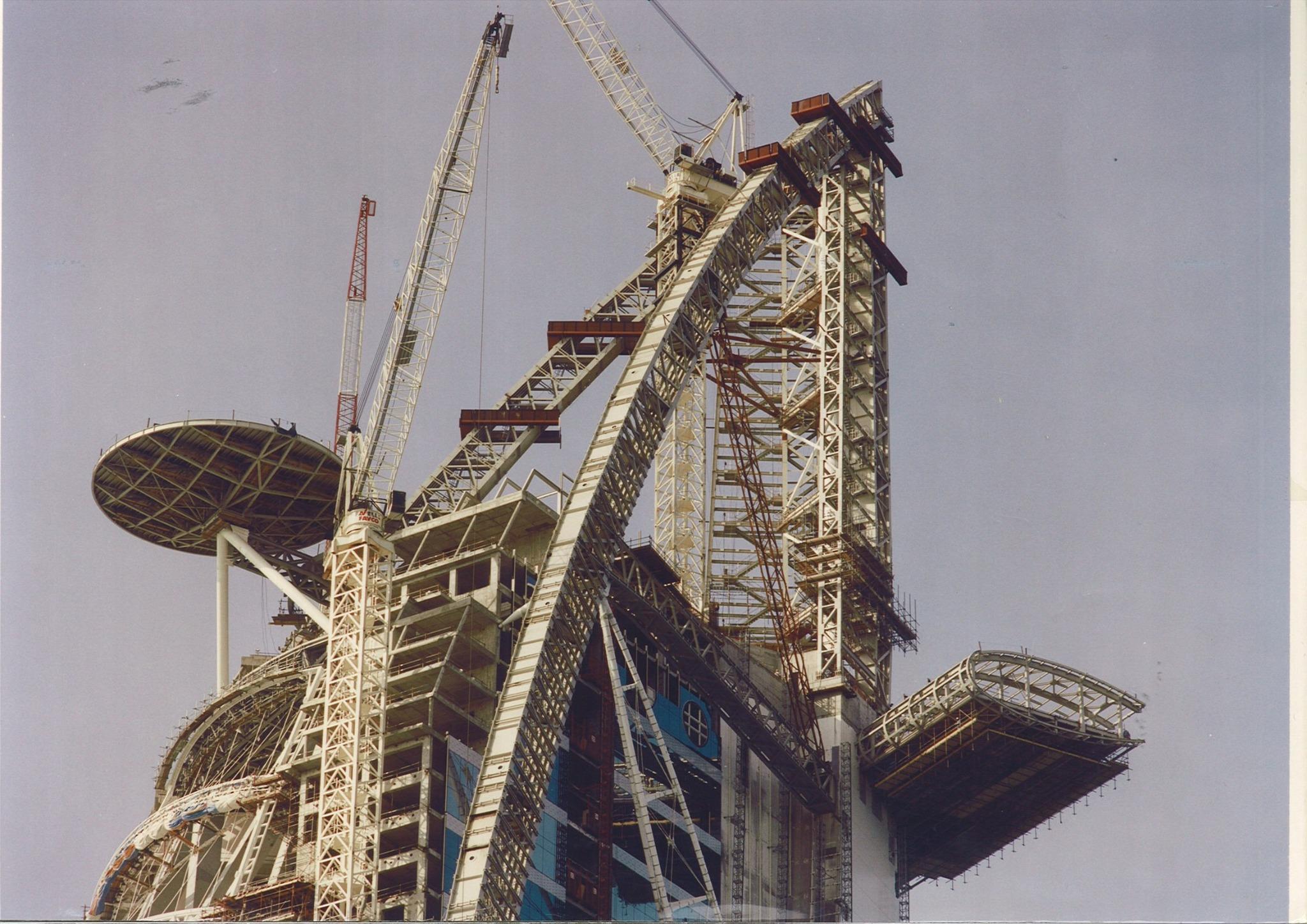 Burj Al Arab On Twitter December 1997 Burjalarab