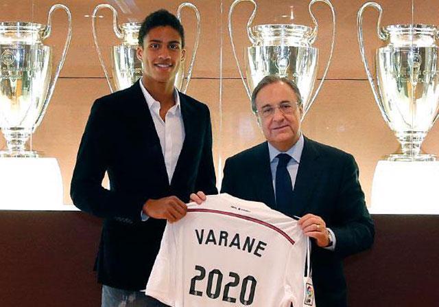 """El Real Madrid anuncia una renovación """"sorpresa"""""""