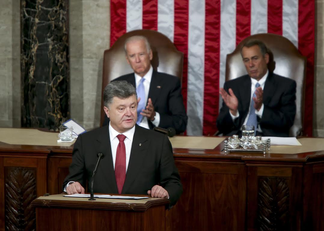 Порошенко призывает США ужесточить санкции против России - Цензор.НЕТ 3091