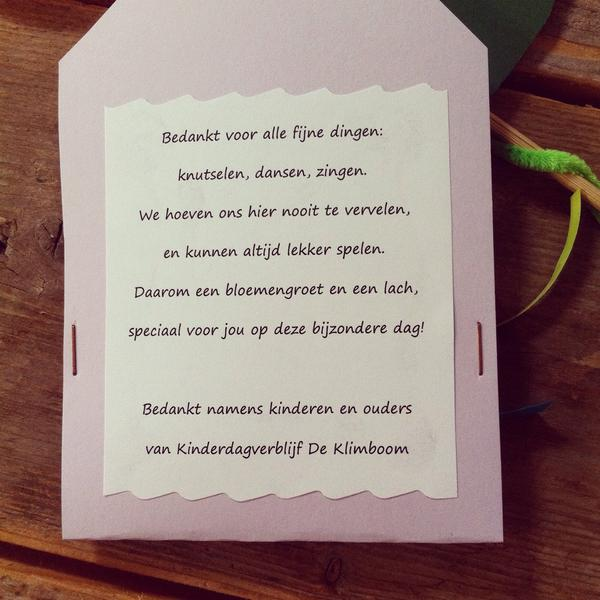 Vaak Gedicht Leidster Kinderdagverblijf @EHU83 - AgnesWaMu @FY21