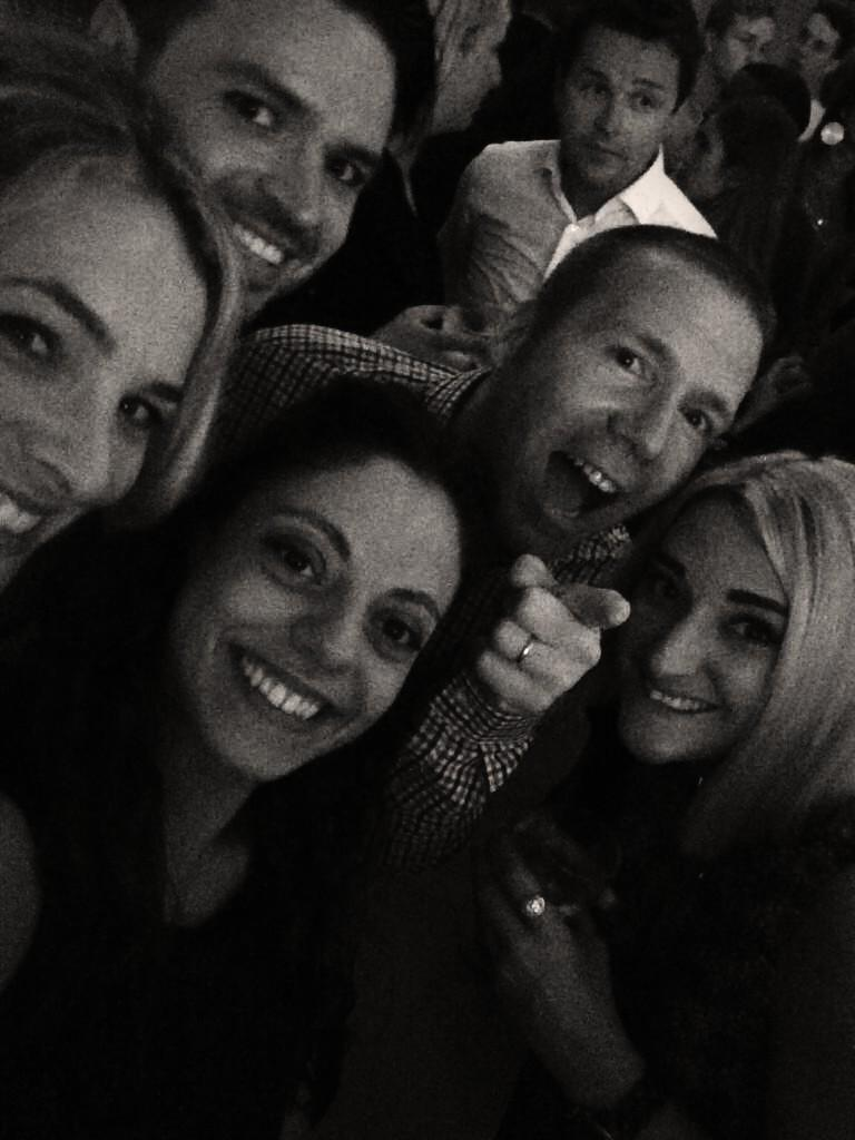 HMG selfie @BIMA #BIMAAwards for best internal comms & data cat for @eastcoastuk #together http://t.co/i8LC4L3xIu