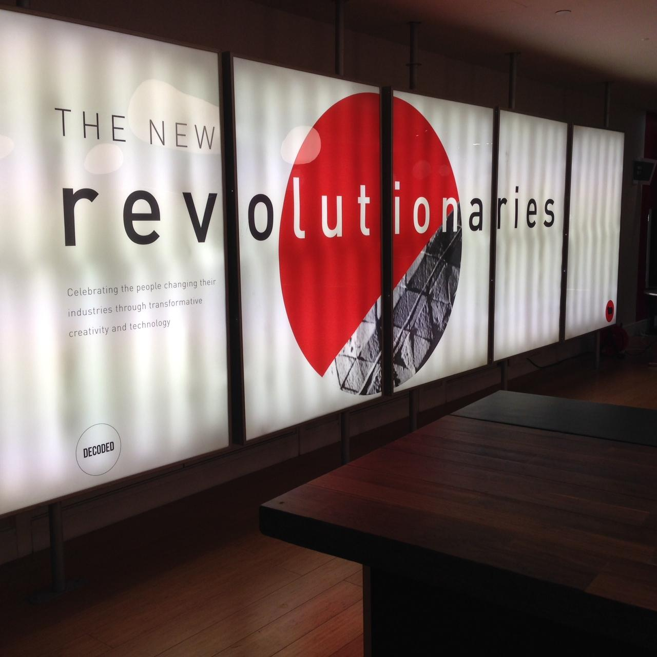 RT @MGBarbato: The New Revolutionaries who fuse creativity and technology together. @bbhlondon http://t.co/LcTW9ZCzOm http://t.co/CQJ8Rmz81z