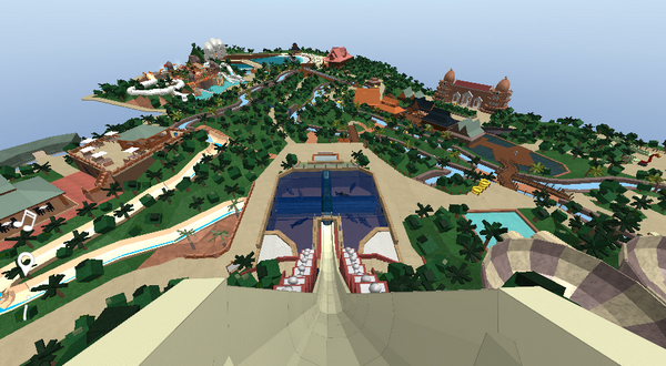 Ben On Twitter Playingroblox Building The Awesome Siampark - 9 20 am 18 sep 2014