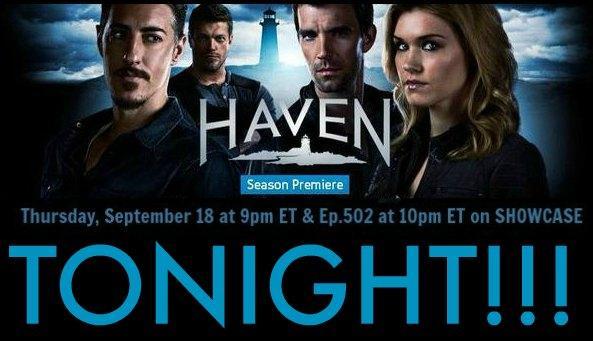 .@EmilyroseLA @TheLucasBryant @ERICBALFOUR @EdgeRatedR HAPPY in the #HAVEN 'hood #HAVEN5 Premieres in CANADA tonight! http://t.co/kVit8rCgO8