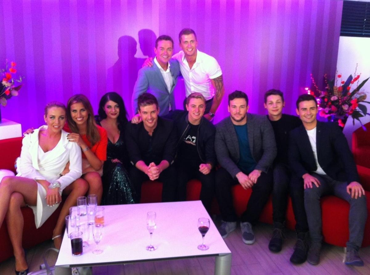 What a line up for a special party! @dannyo @tompearce1 @lydiarosebright http://t.co/yDGP0LAsB3
