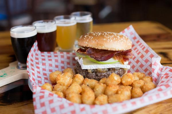 We take our burgers seriously at Bub's. #NationalCheeseburgerDay http://t.co/KcMg2uVB3x