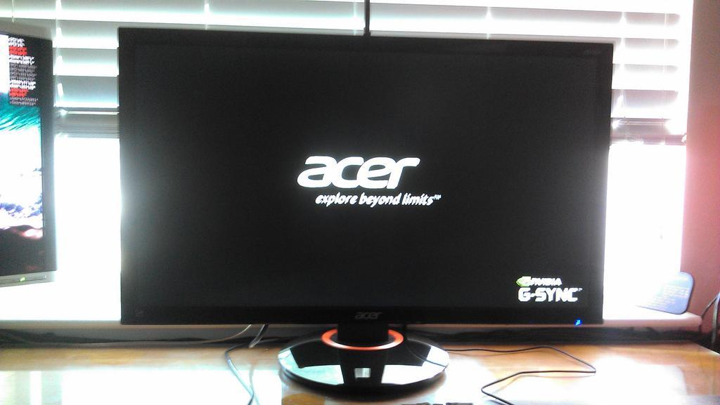 Acer Brings 4K2K Displays With NVIDIA G-SYNC to North America