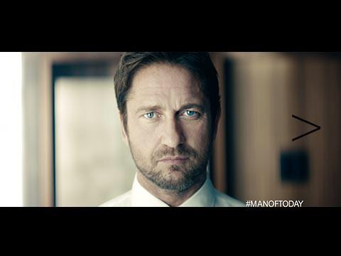 New @HUGOBOSS commercial with @GerardButler And @GreyLondon #manoftoday http://t.co/LVIoNG5JQu