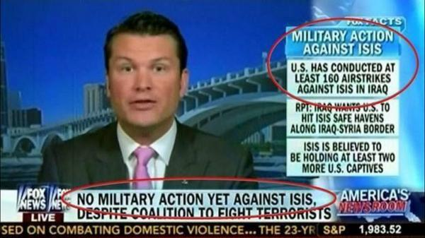 Classic Faux News @FoxNews  Step into the Spin Zone.  Where lies and doublespeak are aplenty. http://t.co/wUUdPPy0Wy