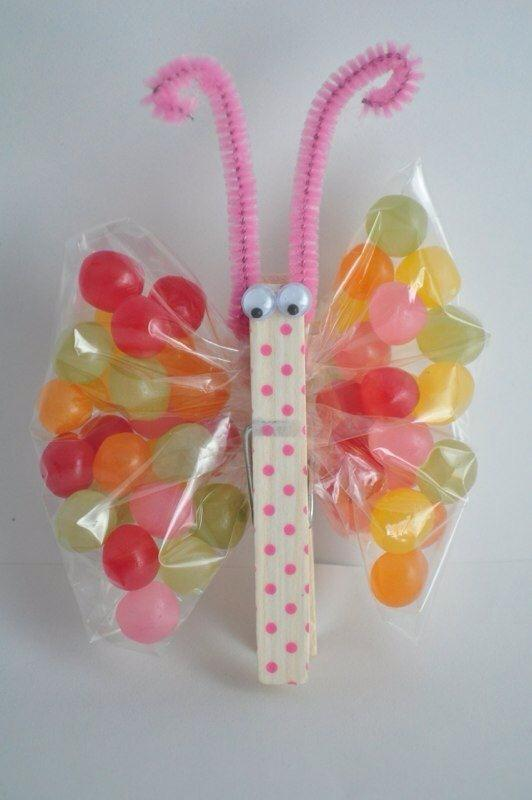 Butterfly Jelly Bean