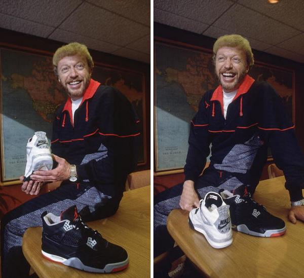 phil knight shoe collection