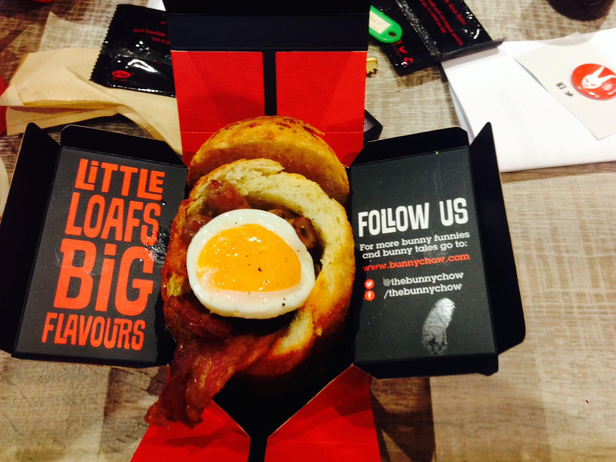 Thanks to @thebunnychow for the delicious breakfast! http://t.co/AmhcLoCeBB