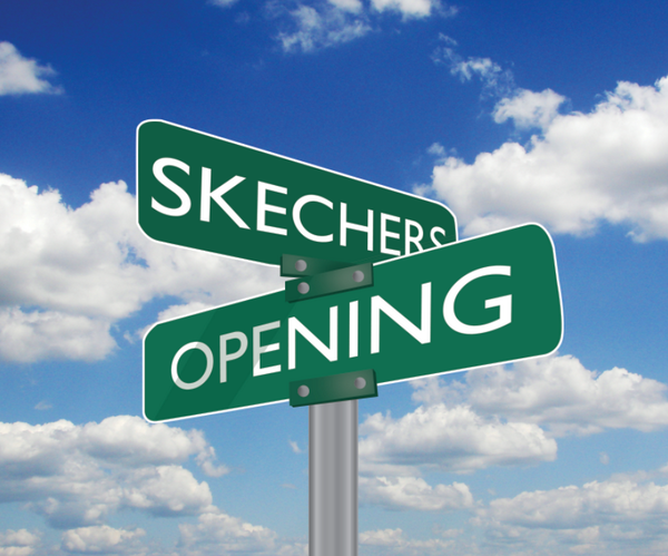 Our newest SKECHERS outlet store in
