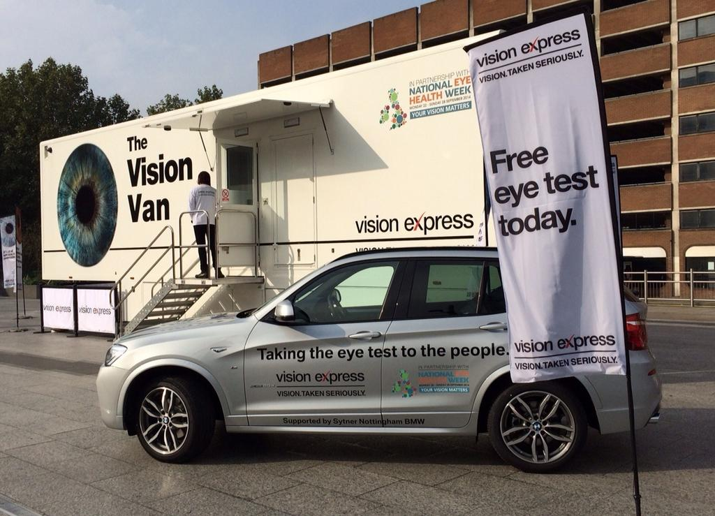 RT @VisionExpress: We're @westfieldlondon today with our #VisionVan! Head down for your free #EyeTest #NEHW14 http://t.co/tKMCO4nx9J