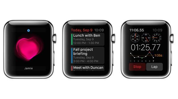 C'è attesa per il lancio dell'#AppleWatch: le prime app che popoleranno l'orologio della Mela http://t.co/vwlZwUPuia http://t.co/mLTy6f4mos