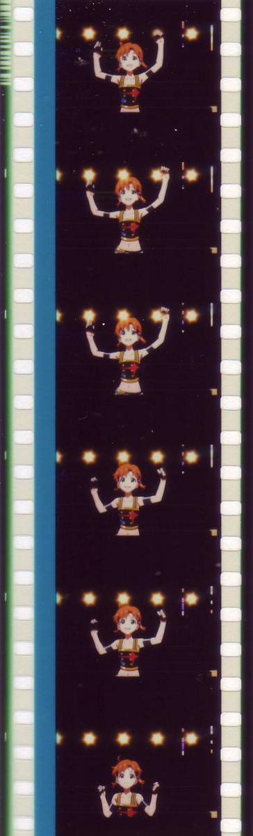 今日行った劇場版アイマスの特典フィルムは可奈でした! http://t.co/NtcthhWcLK