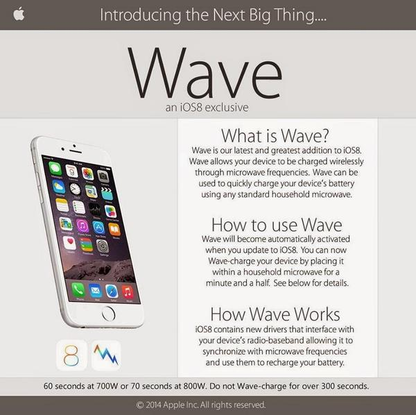 It's not often I rave about an Apple product, but I just tried #AppleWave and it is AMAZING. http://t.co/vgzVLdSsa3