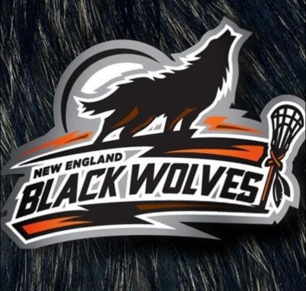 New team name announced! the New England Black Wolves (@NEBlackWolves ). Big fan of the logo! @MoheganSun http://t.co/G4reyJM0Do