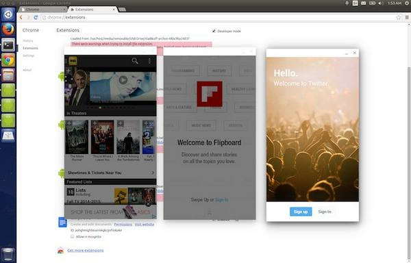 You Can Now Install #Android Apps on Chrome for Windows, Mac and Linux http://t.co/ol7tvB2YVy #hack http://t.co/20wsA66plt