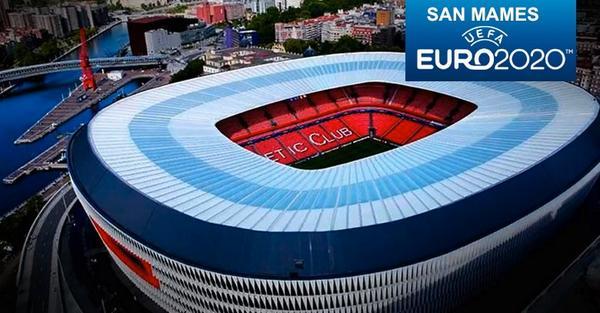 Бильбао представил логотип Евро-2020