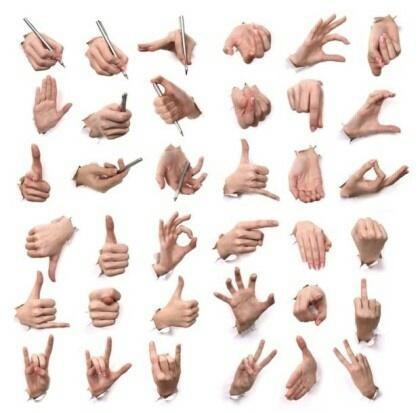что означают жесты рук в картинках