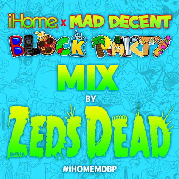 iHome and @maddecent teamed up with @whoszed to bring you this Mix! Enjoy! #iHomeMDBP   Listen:http://t.co/QNDMkCOUlG http://t.co/vorO6DKfWA