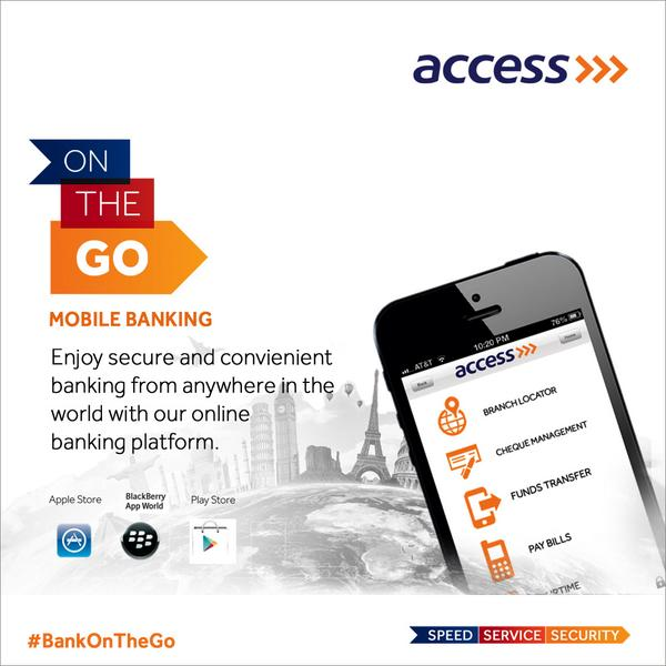 how can i download access bank mobile app