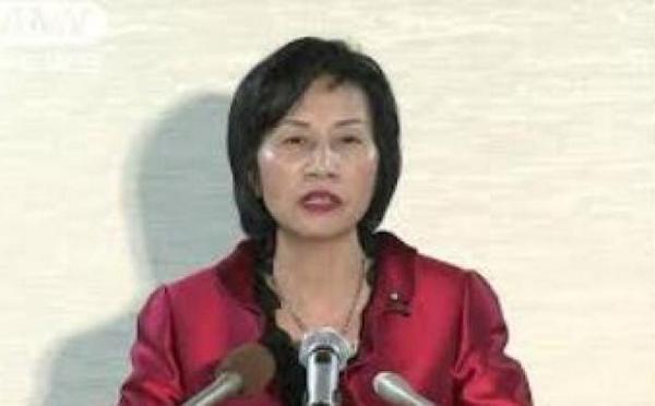 もう帰っちゃうのかい? RT @otakomu 【230RT】【子供か】松島みどり法相、初登庁を拍手で出迎える職員の人数が少ないことに激怒して「帰る」とでていく http://t.co/i7fL9ty3UT http://t.co/O4V6EFk5BW