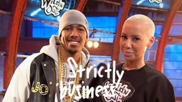 Random fun fact: #NickCannon IS managing #AmberRose! http://t.co/a0fj7ab4Hc http://t.co/NnU2K60nwk