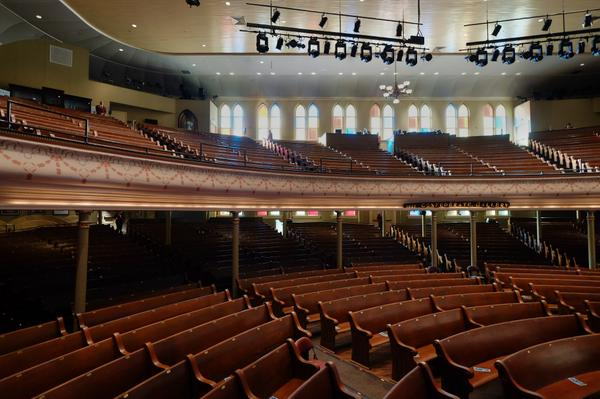 Ryman Auditoriumverified Account