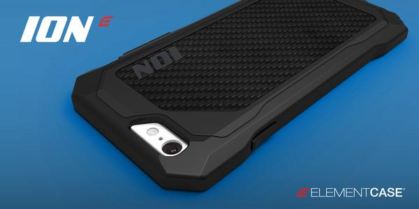 The time has come. First up, ION for iPhone 6 in Black. http://t.co/FRX0w6IHCo http://t.co/NNrCvMESa8