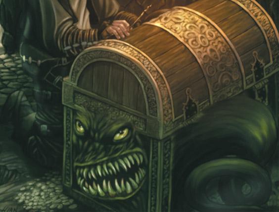 Fantasy Art Treasure Vault
